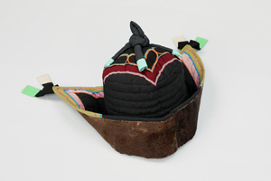 ハㇵカ(帽子)の写真